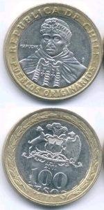 100 chilenische Peso